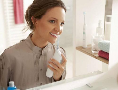 ¿Cuáles son las ventajas de usar irrigador dental?