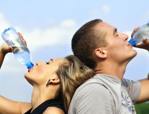 ¿Cuál es la relación entre hidratación y salud oral?
